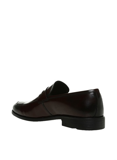 Fabrika Fabrika   Bordo Klasik Ayakkabı Bordo
